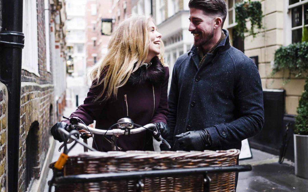 London Engagement Photos