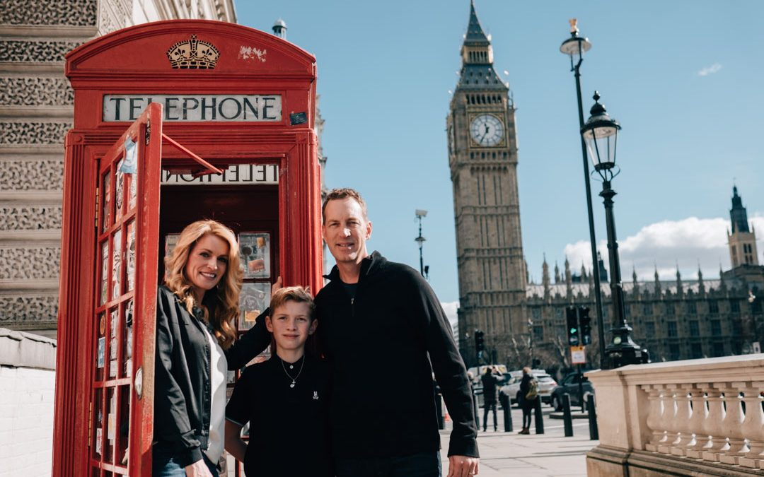 Tips for Your London Photoshoot